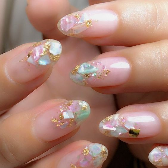 30 Gorgeous Acrylic Nail Designs that Will Step Up Your Style 2