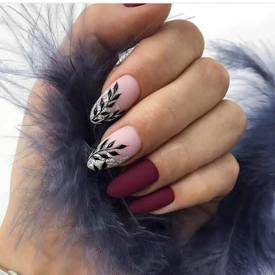 30 Gorgeous Acrylic Nail Designs that Will Step Up Your Style 8