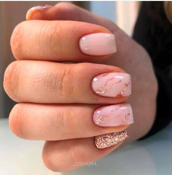 30 Gorgeous Acrylic Nail Designs that Will Step Up Your Style 12