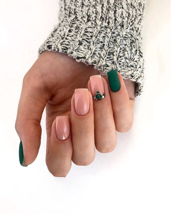 30 Gorgeous Acrylic Nail Designs that Will Step Up Your Style 13