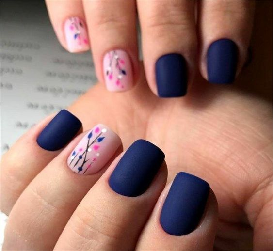 30 Gorgeous Acrylic Nail Designs that Will Step Up Your Style 14