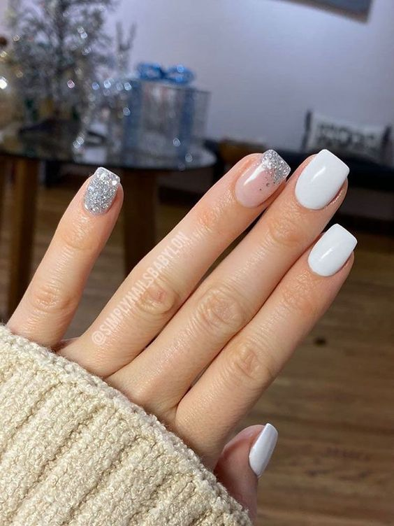 30 Gorgeous Acrylic Nail Designs that Will Step Up Your Style 17