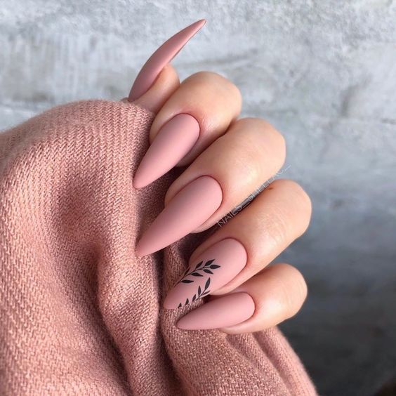30 Gorgeous Acrylic Nail Designs that Will Step Up Your Style 21