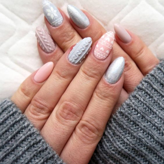 30 Gorgeous Acrylic Nail Designs that Will Step Up Your Style 22