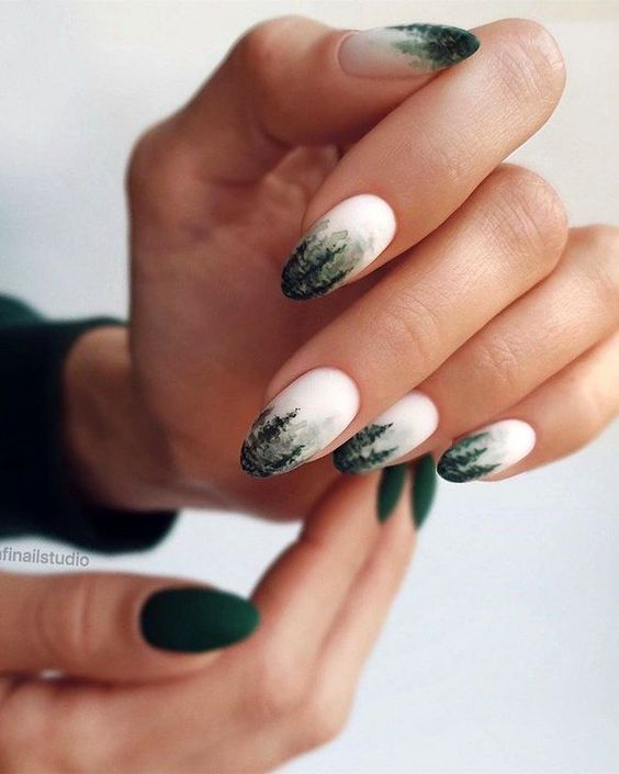30 Gorgeous Acrylic Nail Designs that Will Step Up Your Style 25