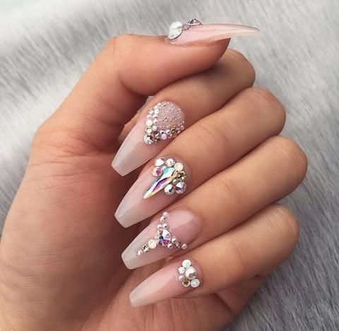 30 Gorgeous Acrylic Nail Designs that Will Step Up Your Style 29