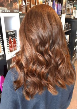 30 Honey Brown Hair Ideas to Make Heads Turn 1