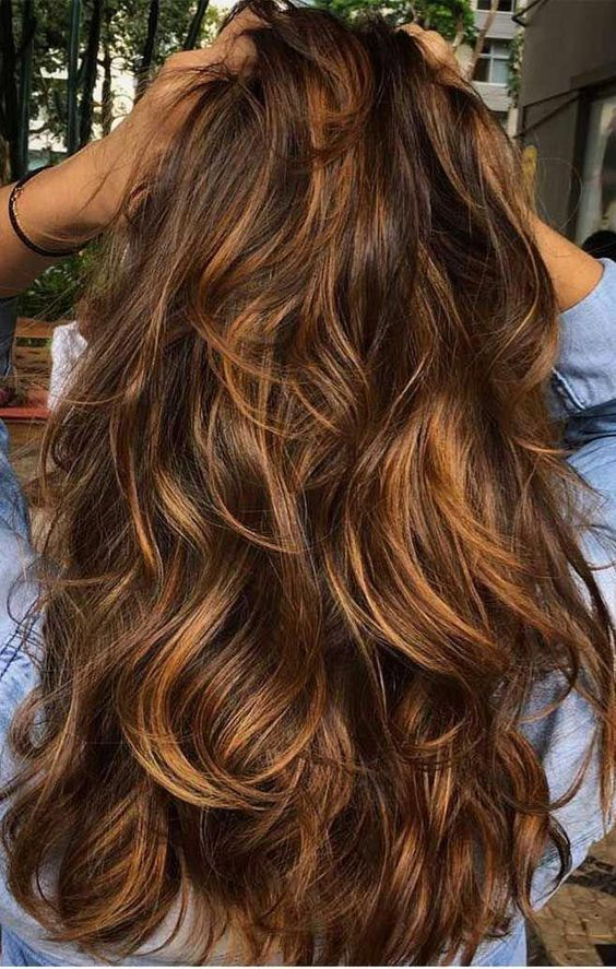 30 Honey Brown Hair Ideas to Make Heads Turn 2