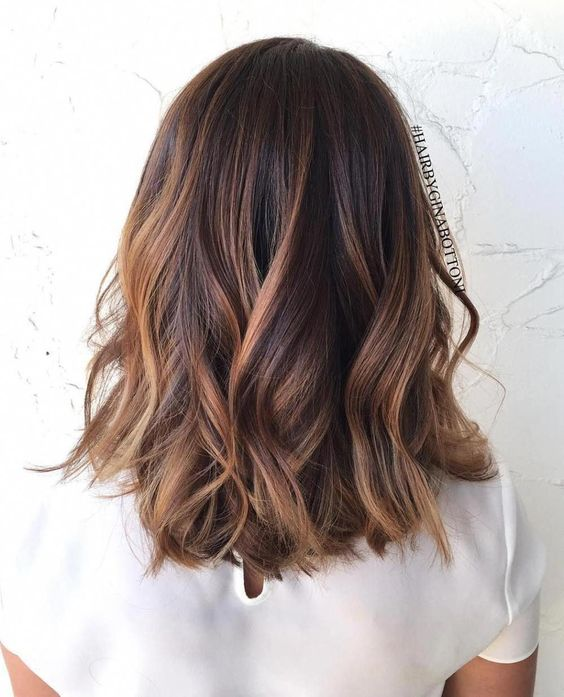 30 Honey Brown Hair Ideas to Make Heads Turn 6