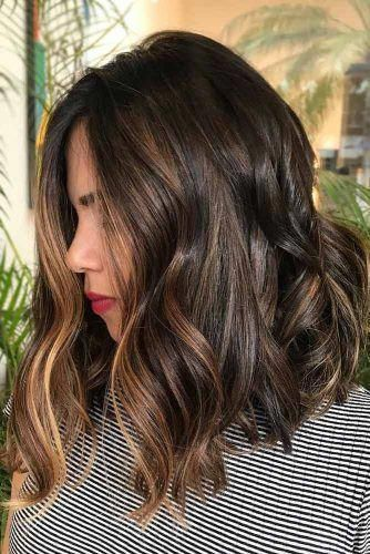 30 Honey Brown Hair Ideas to Make Heads Turn 7
