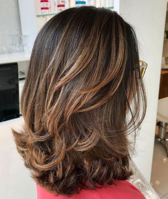30 Honey Brown Hair Ideas to Make Heads Turn 14