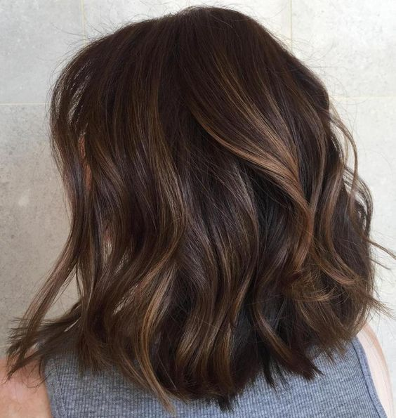 30 Honey Brown Hair Ideas to Make Heads Turn 15