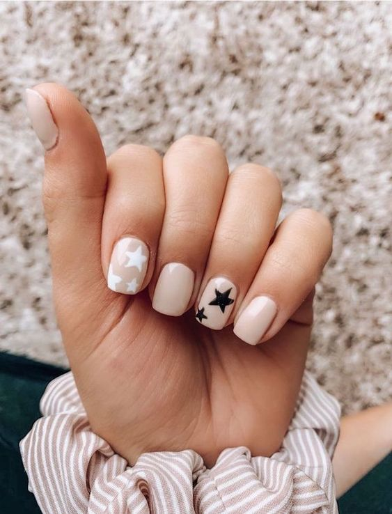 30 Unique Nude Nails to Try in 2020 2