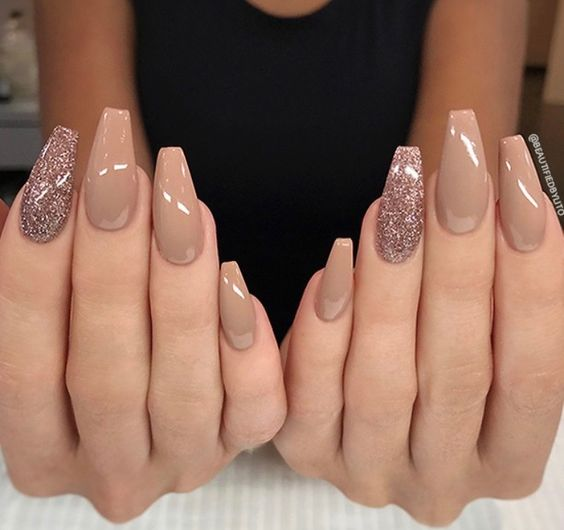 30 Unique Nude Nails to Try in 2020 21