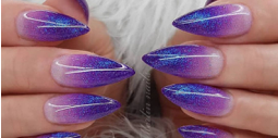 30 Modern Ombre Nails To Update your Style Game 26