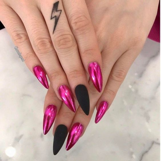 30 Cute Pink Nails to Elevate your Feminine Style 4