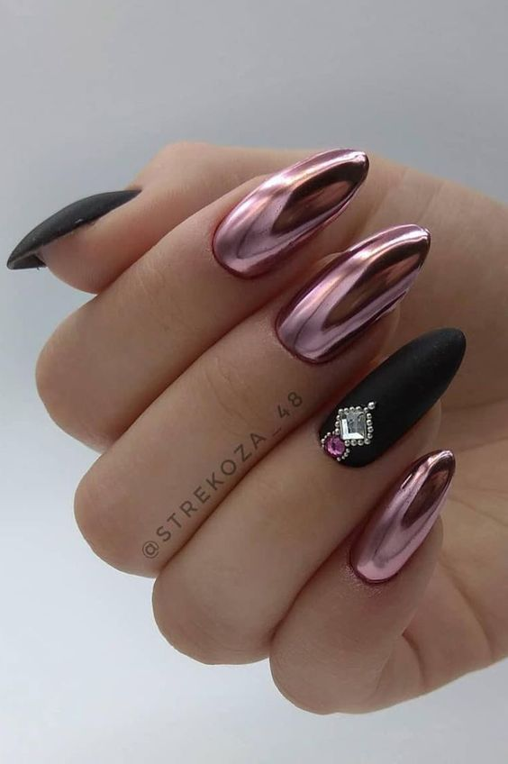 30 Cute Pink Nails to Elevate your Feminine Style 7