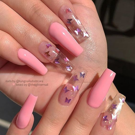 30 Cute Pink Nails to Elevate your Feminine Style 9