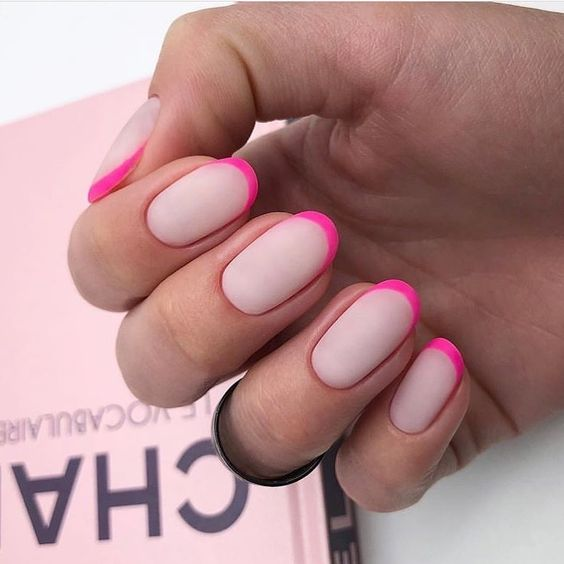 30 Cute Pink Nails to Elevate your Feminine Style 14