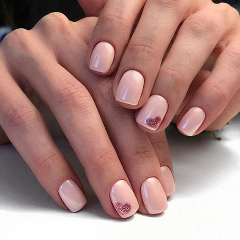 30 Cute Pink Nails to Elevate your Feminine Style 15