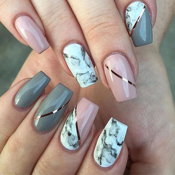30 Cute Pink Nails to Elevate your Feminine Style 21