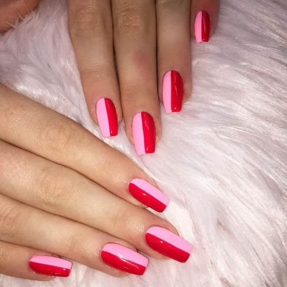 30 Cute Pink Nails to Elevate your Feminine Style 27