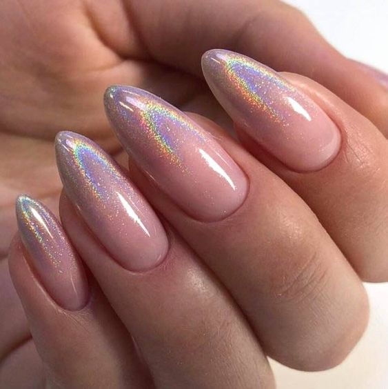 30 Stunning Prom Nails For an Unforgettable Night 19