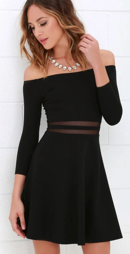 4 Best Dress Types to Wear Black to a Wedding 9