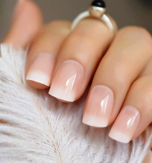 30 Modern White Tip Nails for Every Personality 19