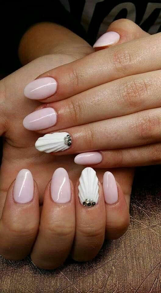 30 Mermaid Nails Design to Step-Up Your Mani Game 15