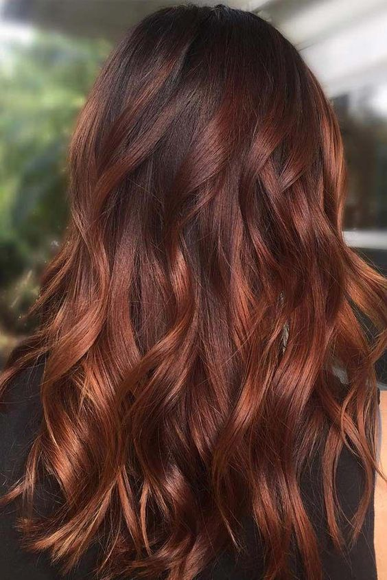 30 Breathtaking Chestnut Hair Ideas to Recreate 1