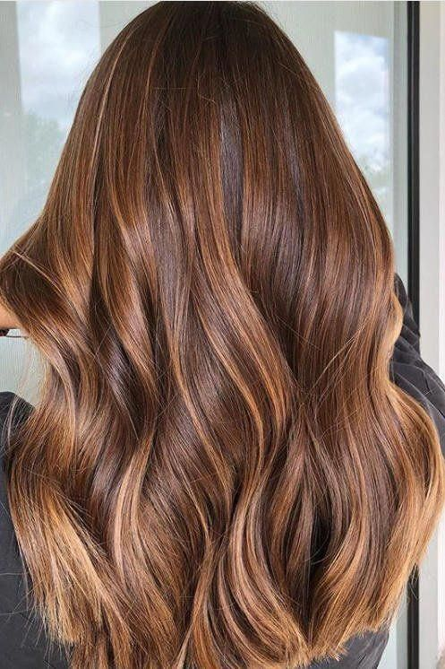 Mid-Lighting Is the Hair Color Secret We All Need to Know About: Rusty Bronde
