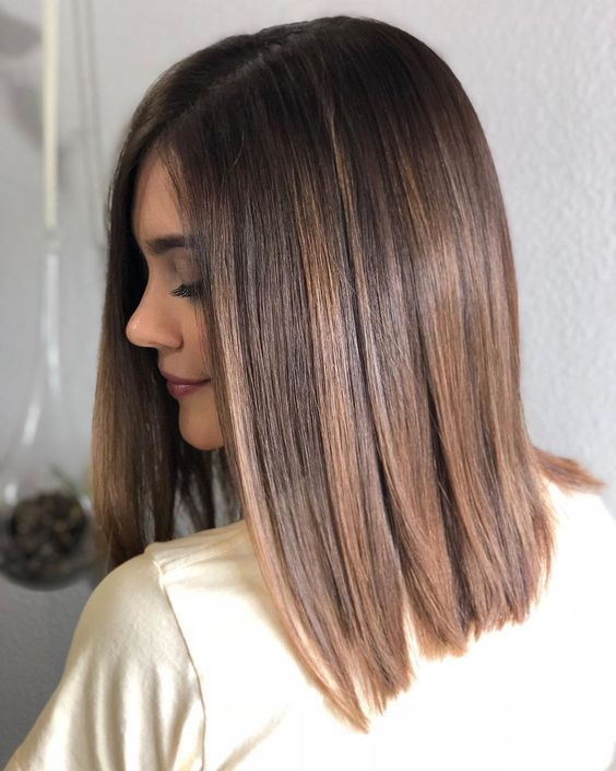 Here we have got some options of  brunettes balayage hair color for spring. So, what are you think about? Just click and save asap. #springhairstyles #springhairstylesforbrunettes #springhairstylesforbrunettesbalayage
