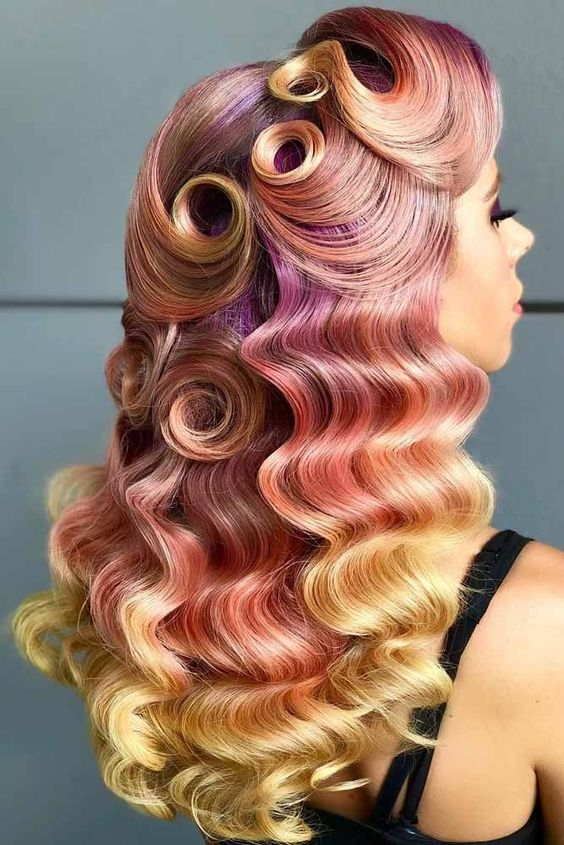 Inspiring Styling Ideas And Tutorials To Wear Finger Waves Perfectly #finger #ideas #Inspiring #perfectly #STYLING #Tutorials #waves #Wear