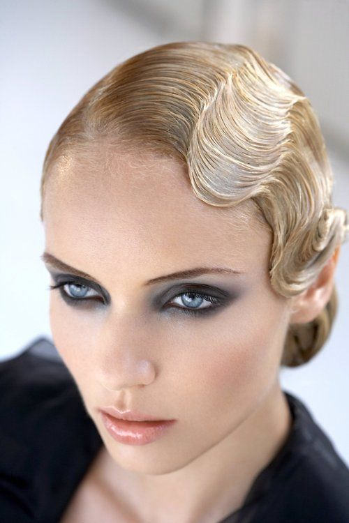 fingerwave... looks so good (so hard to do too!)