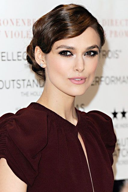 Keira Knightley - I fell in love with her during the Pirates of the Caribbean movies.