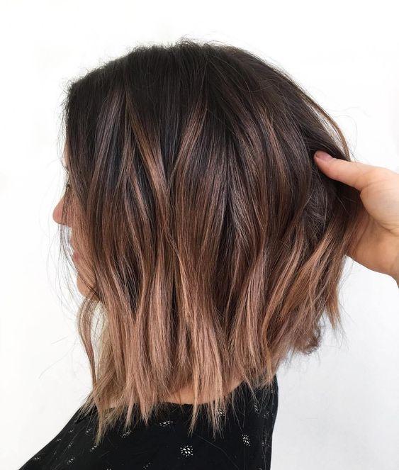 Long bob o lob, il taglio di capelli di tendenza per l'autunno
