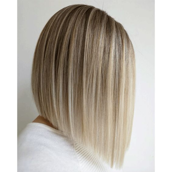 We are in love with these creamy, swirly, vanilla toned blondes and are expecting to see them trending this spring. Want to know how to achieve this rich luxe color? CLICK FOR FORMULA! #blonde #warmblonde #vanillablonde #creamyblonde #behindthechair #springhair #springtrends #hairtrends #balayage #blondebalayage