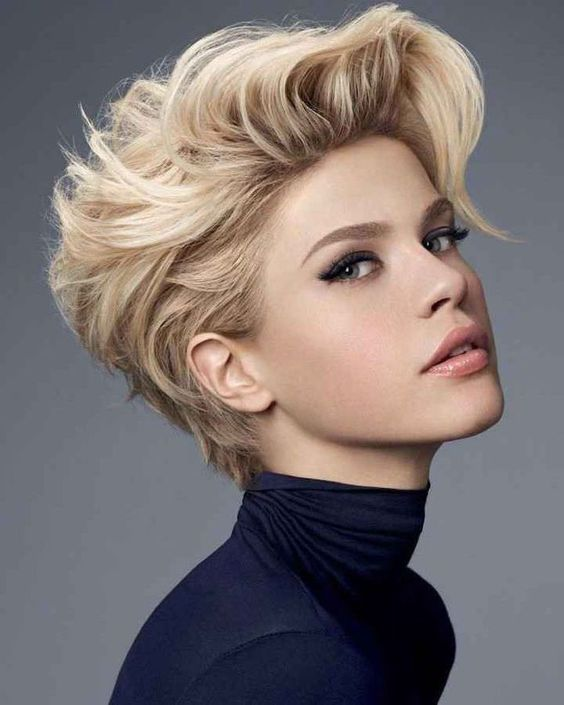 Are you looking for a change - here are 100 beautiful and elegant short haircuts for women %%page%% - Architecture E-zine
