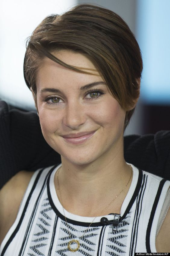 Shailene Woodley Cries While Getting Her Hair Chopped Off For Fault In Our Stars