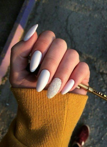 30 Beautiful Matte Nails for a Trendy Style 6