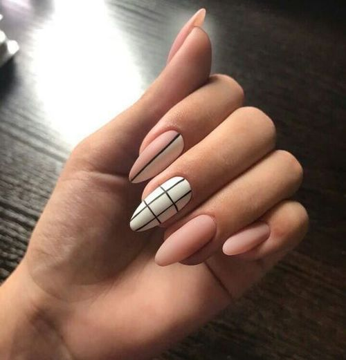 30 Beautiful Matte Nails for a Trendy Style 14