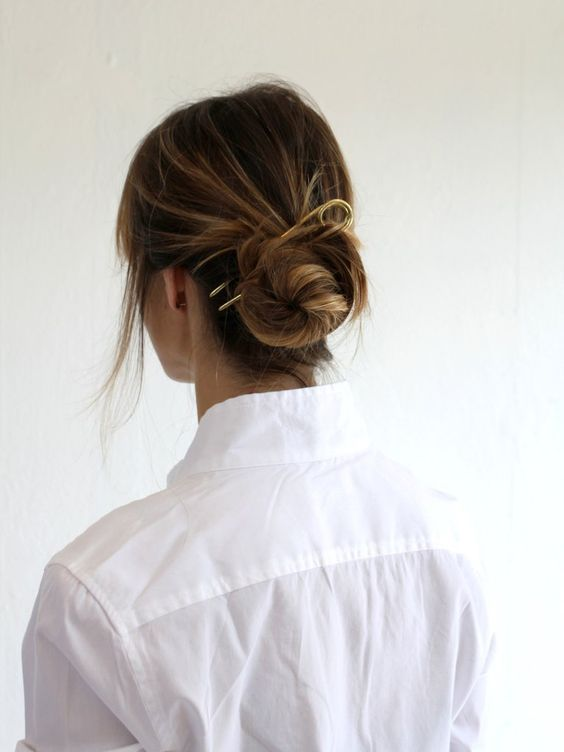The biggest hair trend of the season, plus 20 fabulous and stylish hair clips.