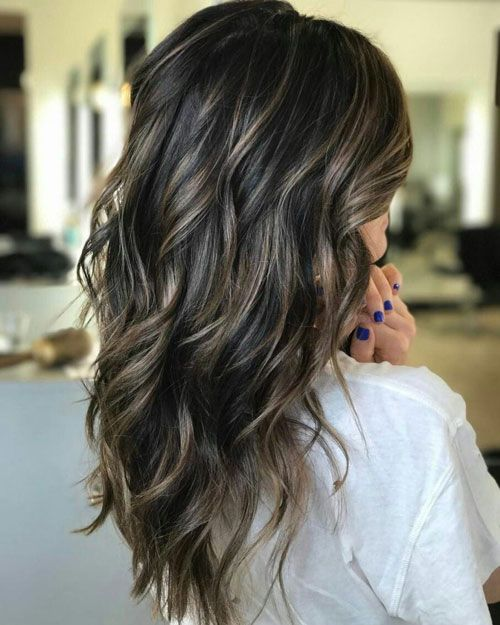 30 Black Hair With Highlight Ideas that Will Transform Your Style 1
