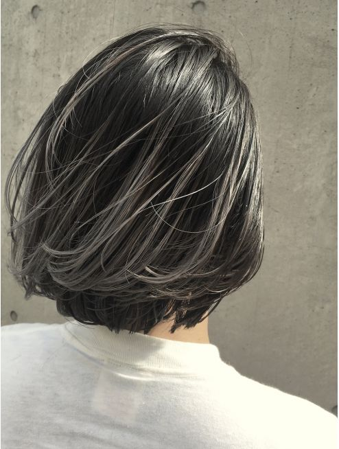 30 Black Hair With Highlight Ideas that Will Transform Your Style 8