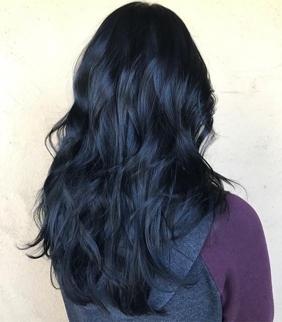 30 Black Hair With Highlight Ideas that Will Transform Your Style 12