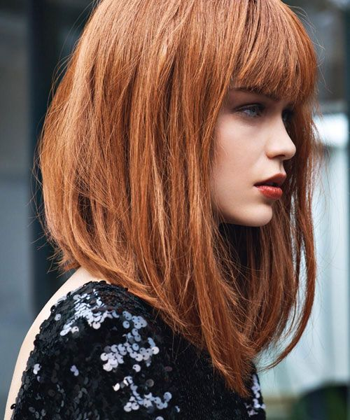 30 Modern Inverted Bob Haircuts to Try 2