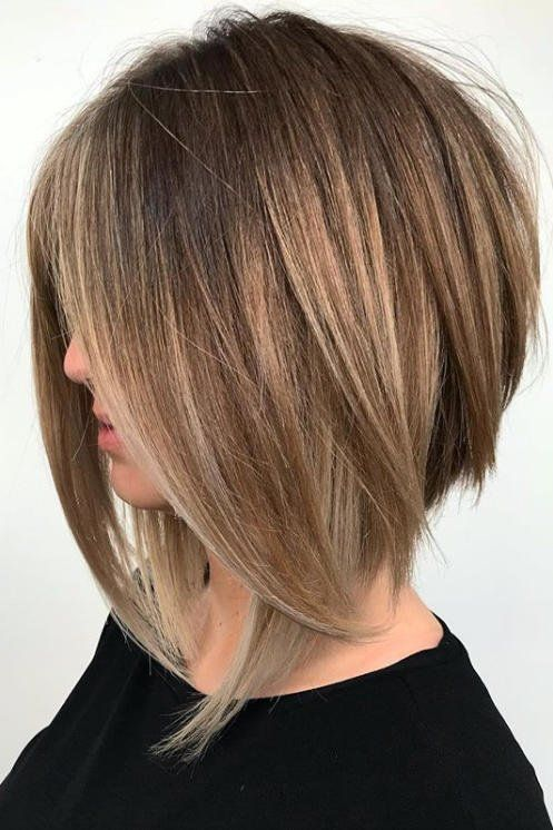 30 Modern Inverted Bob Haircuts to Try 3
