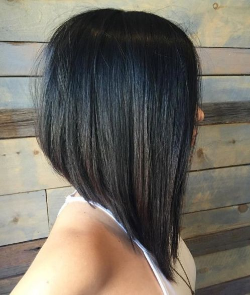 30 Modern Inverted Bob Haircuts to Try 4