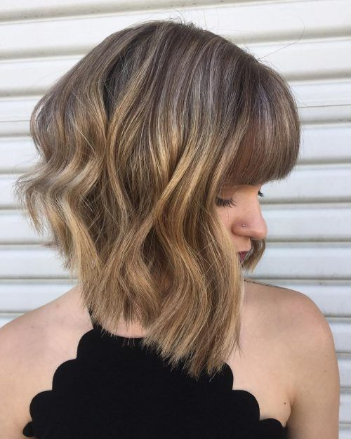 22 Inverted Bob with Bangs You'll Regret Not Seeing